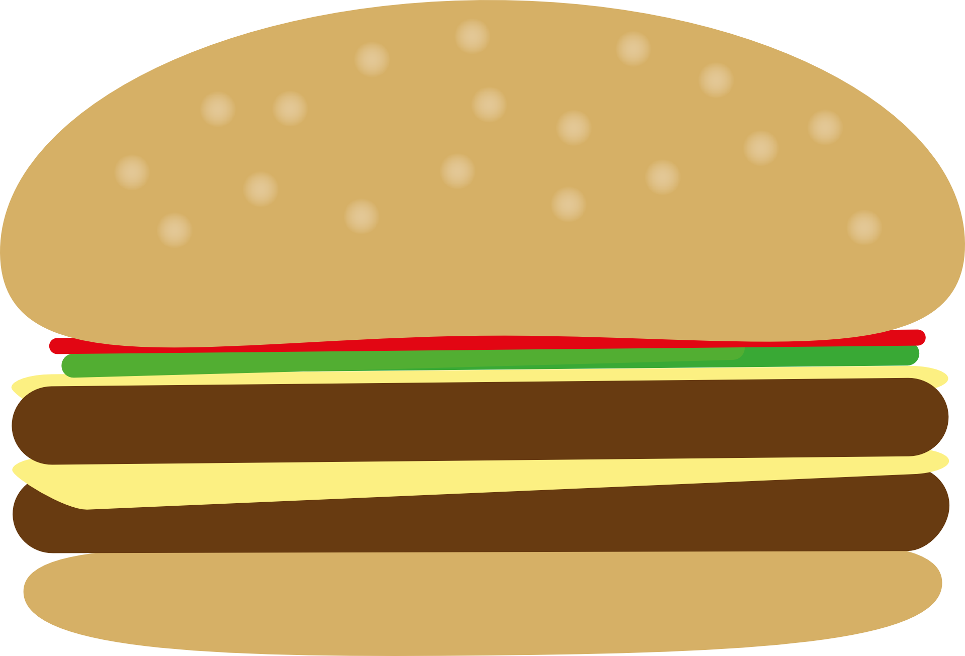 Food clipart hamburger. Fast hot dog french