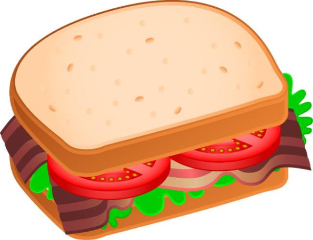 Graphic design pinterest hamburgers. Food clipart hamburger