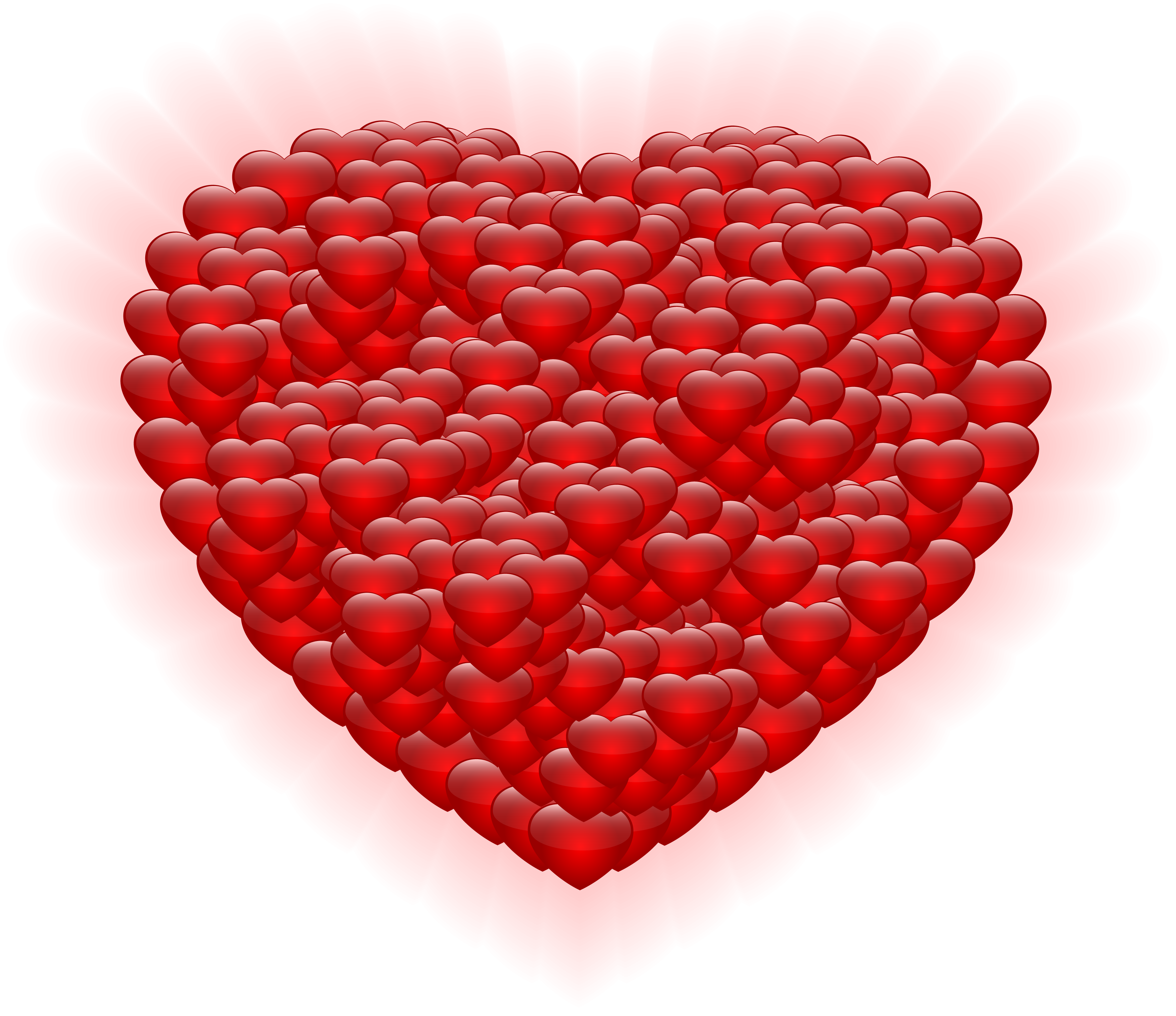 Food clipart heart. Shining png gallery yopriceville