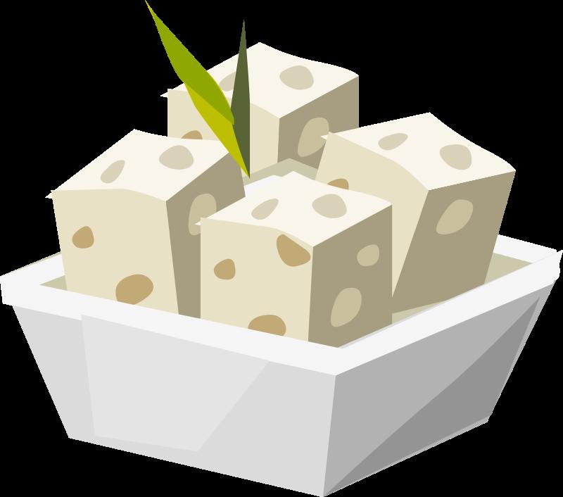 Vegetarian cuisine tofu food. Milk clipart soy milk