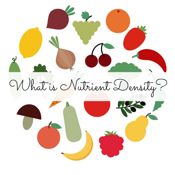What is nutrient density. Food clipart mineral