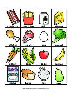 Foods clipart preschool. Healthy free download best