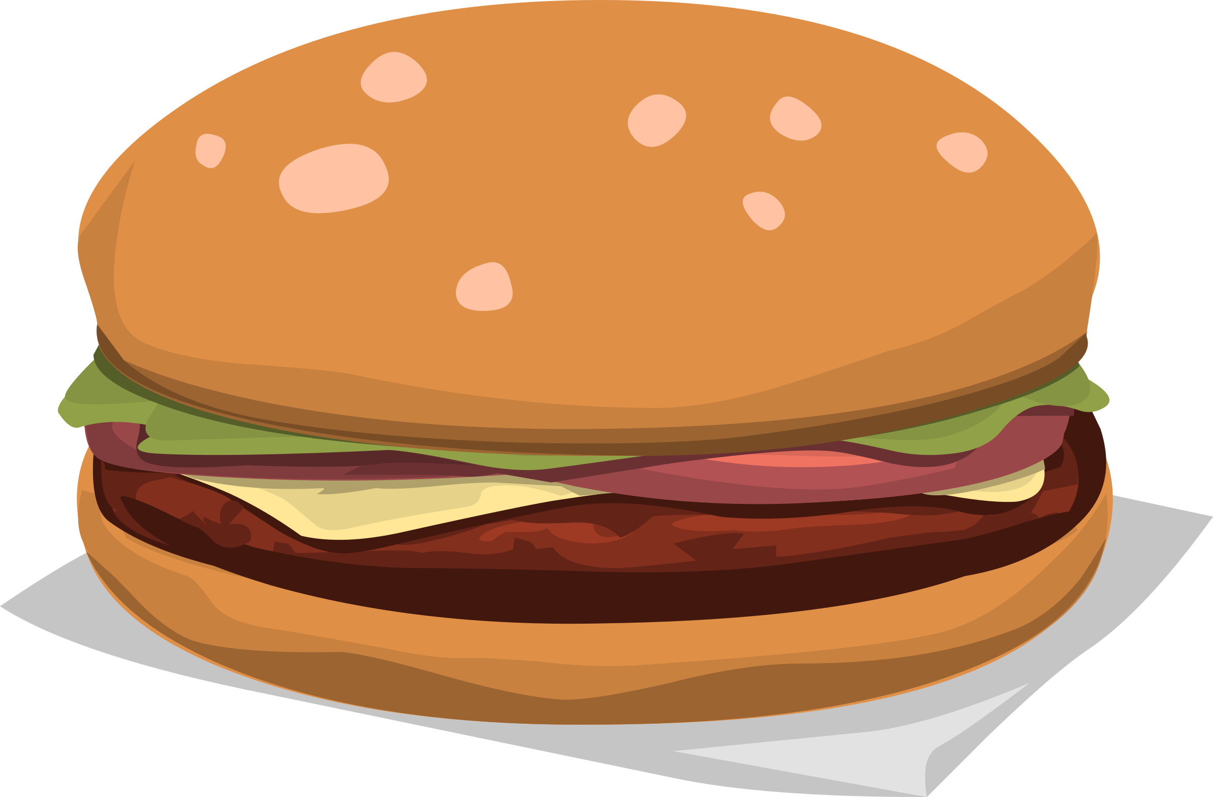 Food maburger royale big. Hotdog clipart plain cheeseburger