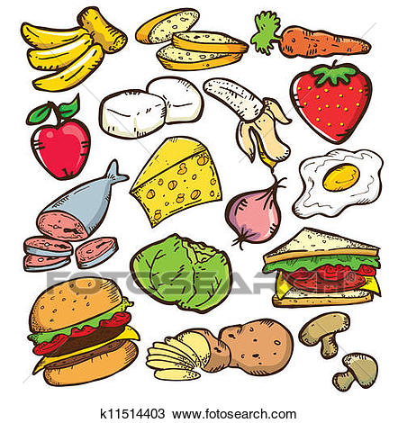 Foods clipart. Grow station