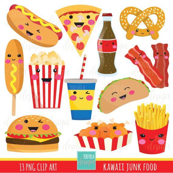 Foods clipart.  best food images