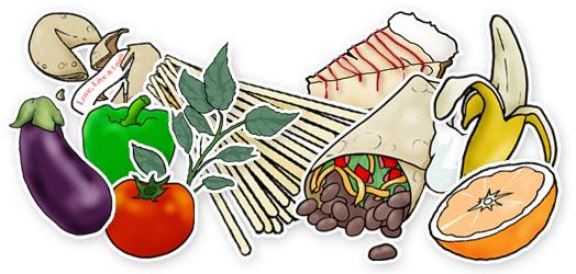 Download food clip art. Foods clipart