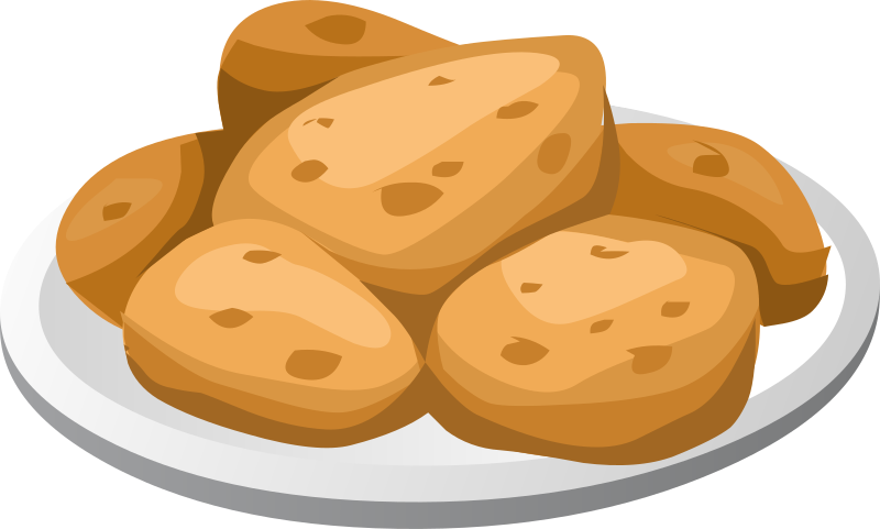 Hot potatoes medium image. Potato clipart potato food