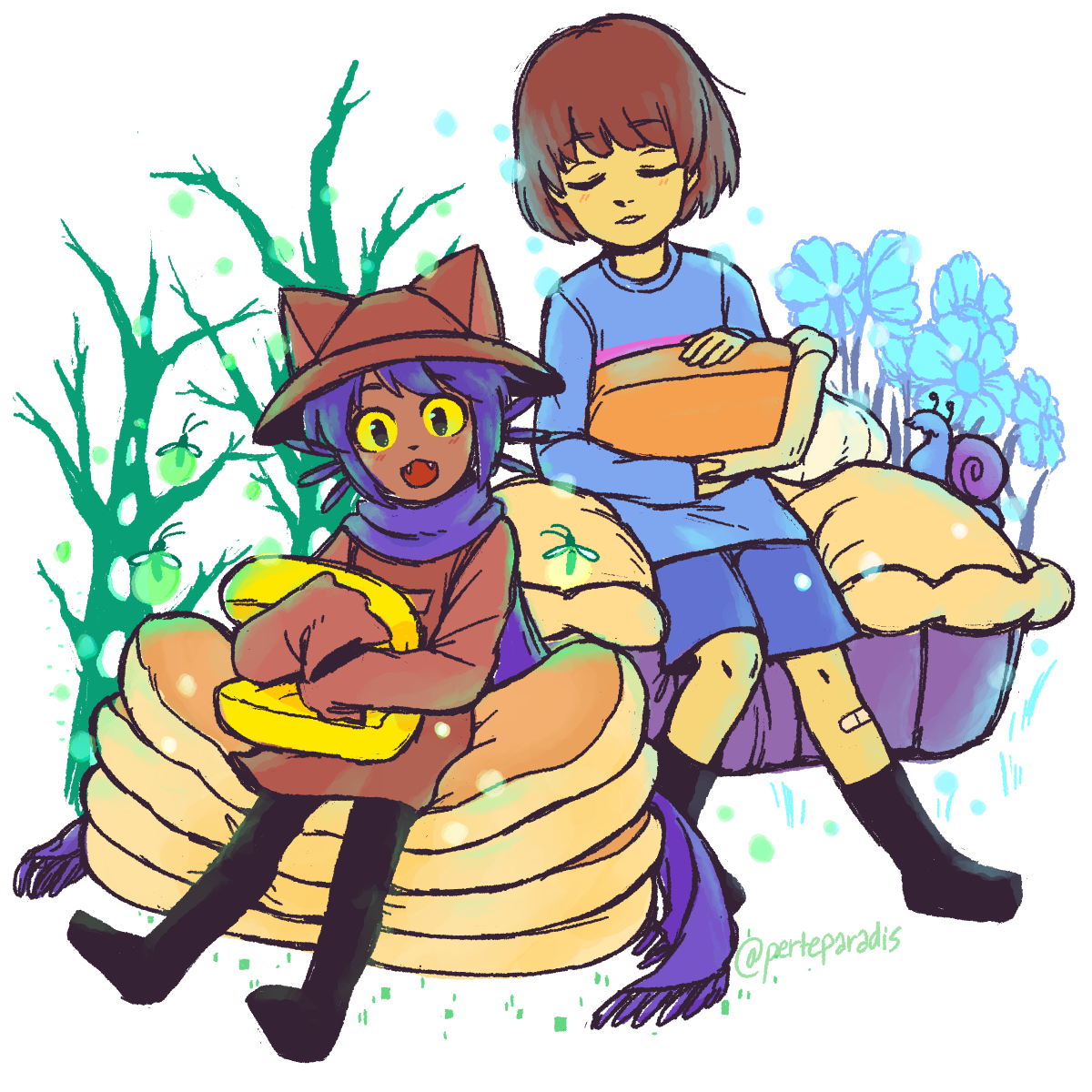 Foods clipart character. Favorite undertale know your