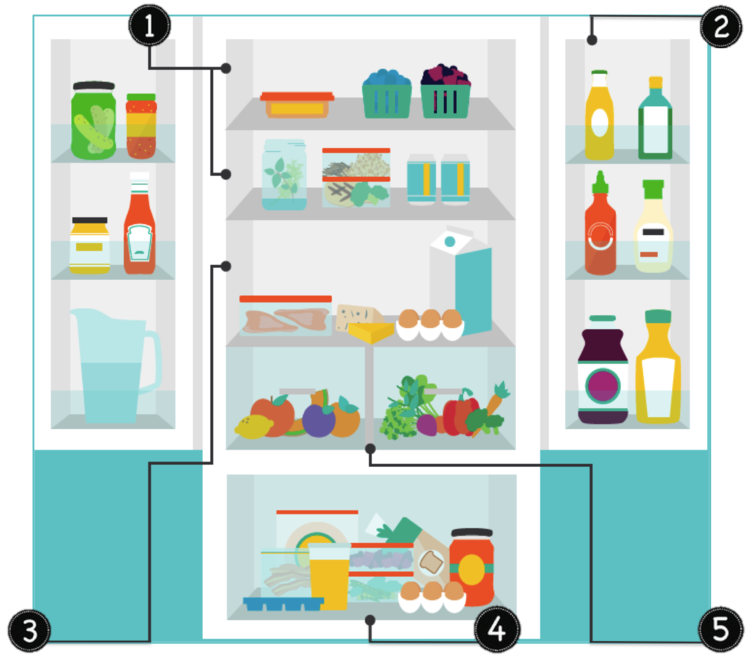 Foods clipart cupboard. Your guide to a