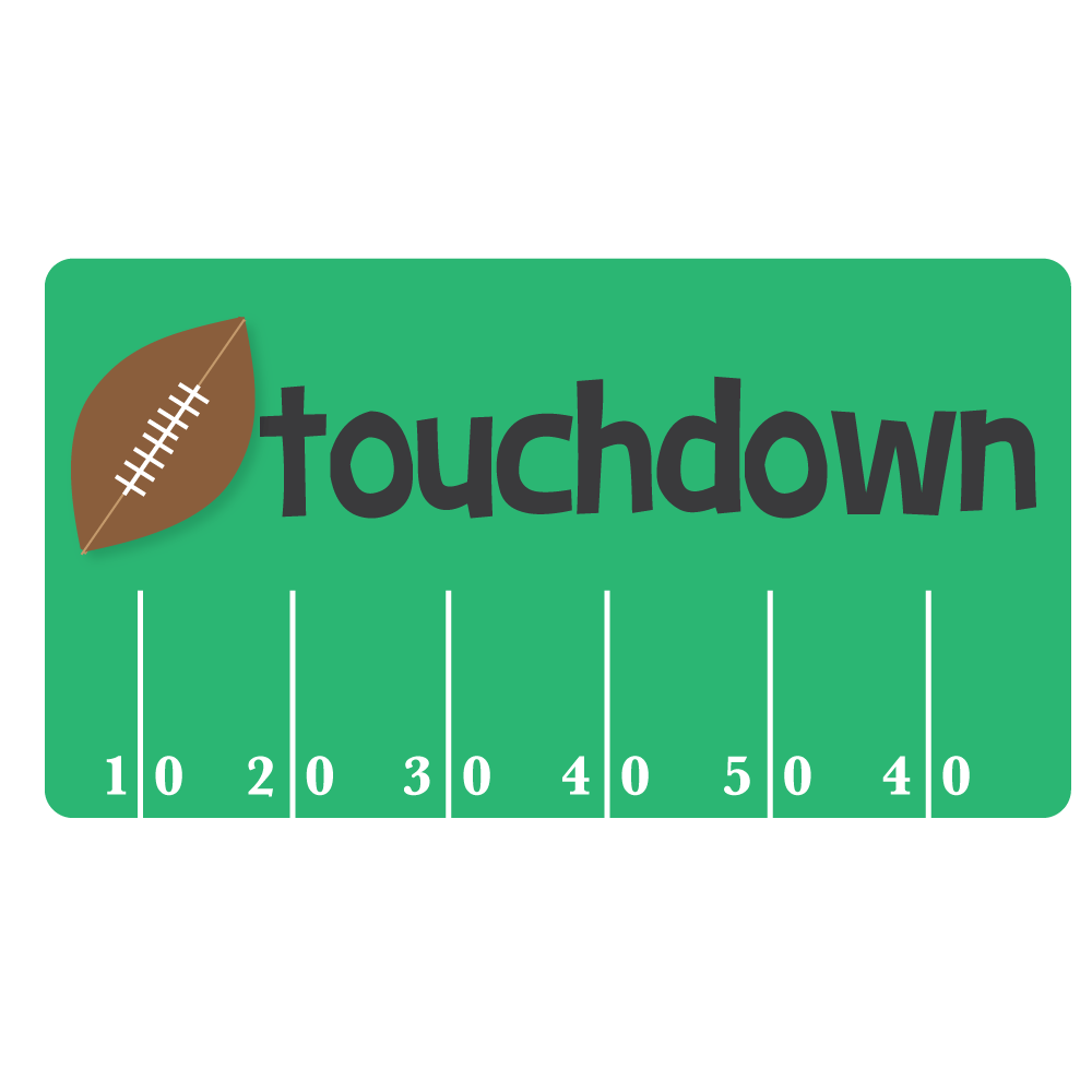 Party clipart football. Free to use on