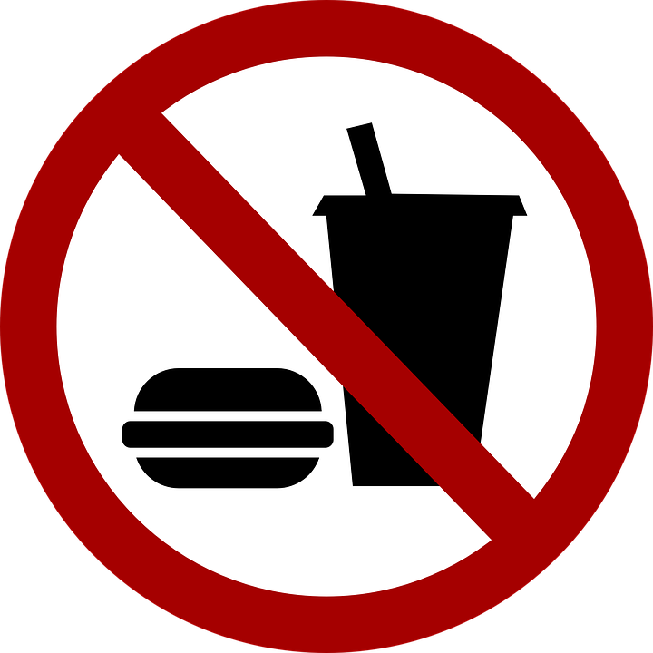 Banned in maharashtra school. Foods clipart junk food