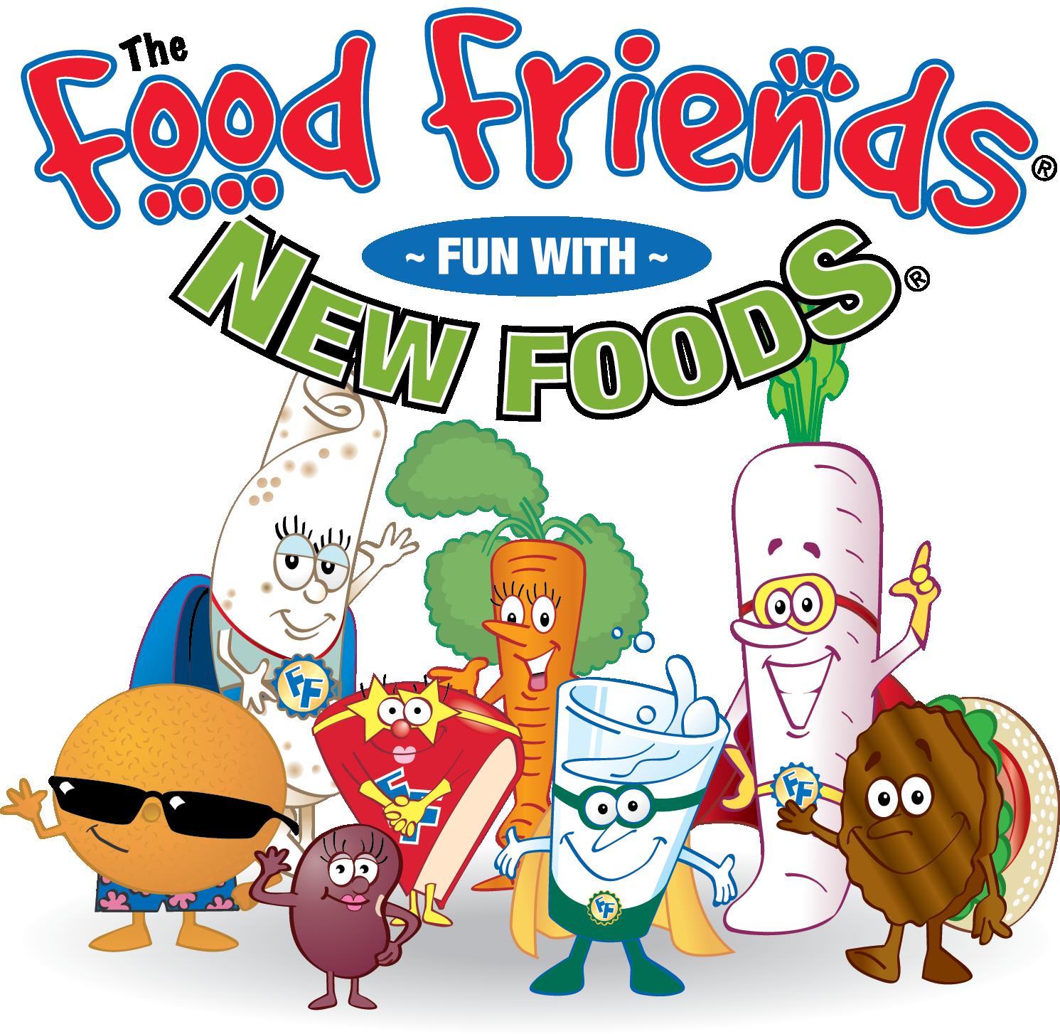 Csu s food friends. Foods clipart preschool