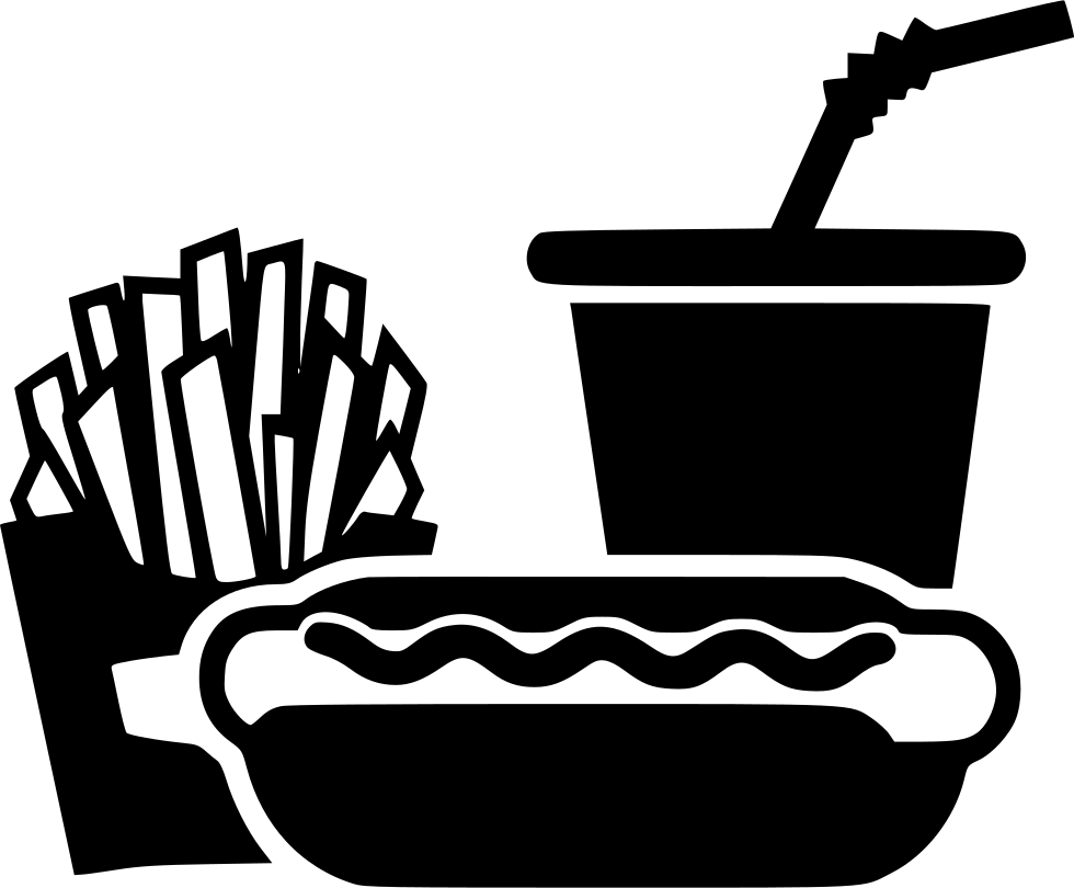 Hot dog sausage soda. Fries clipart uses heat