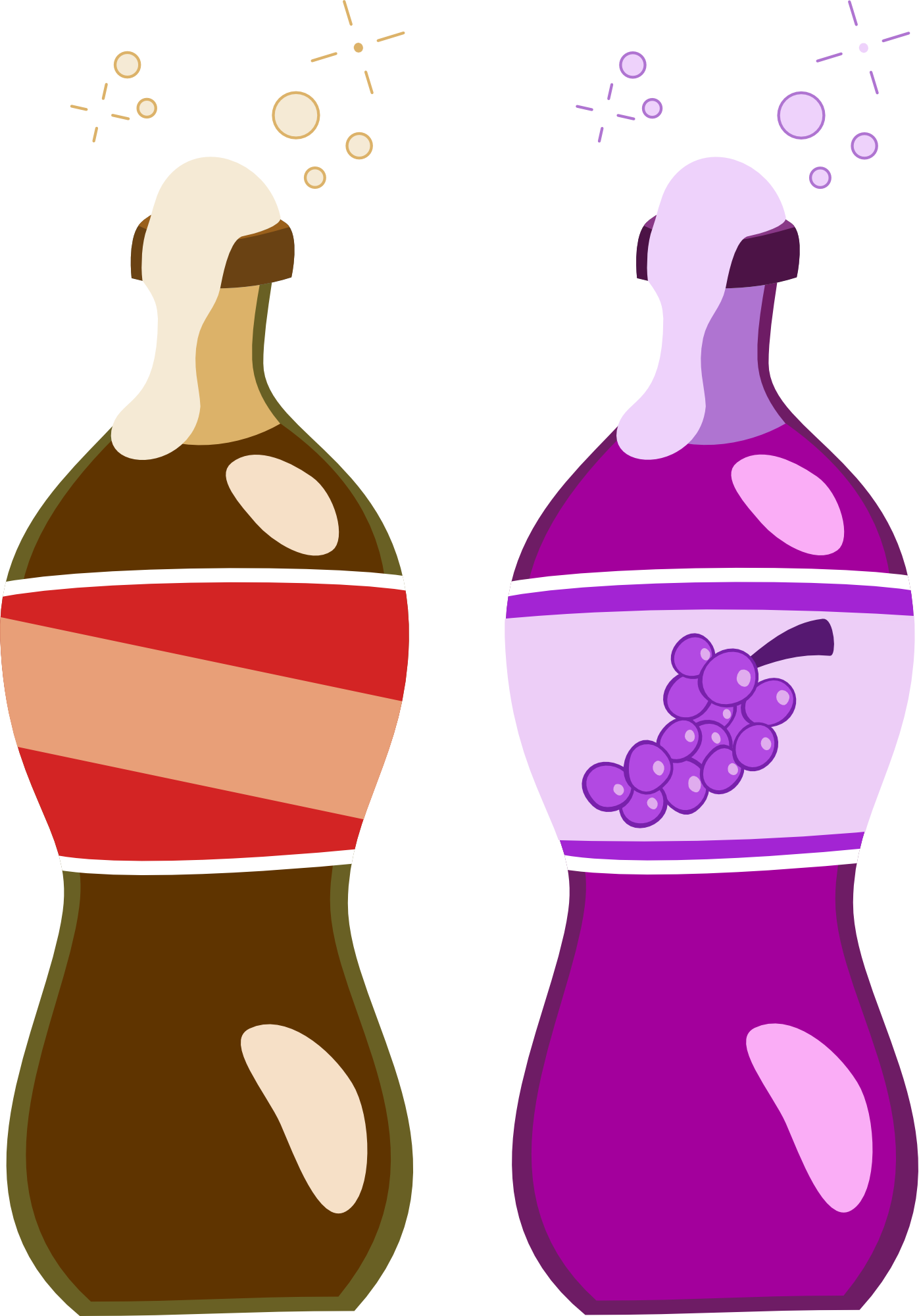 Bottle cutie mark request. Foods clipart soda
