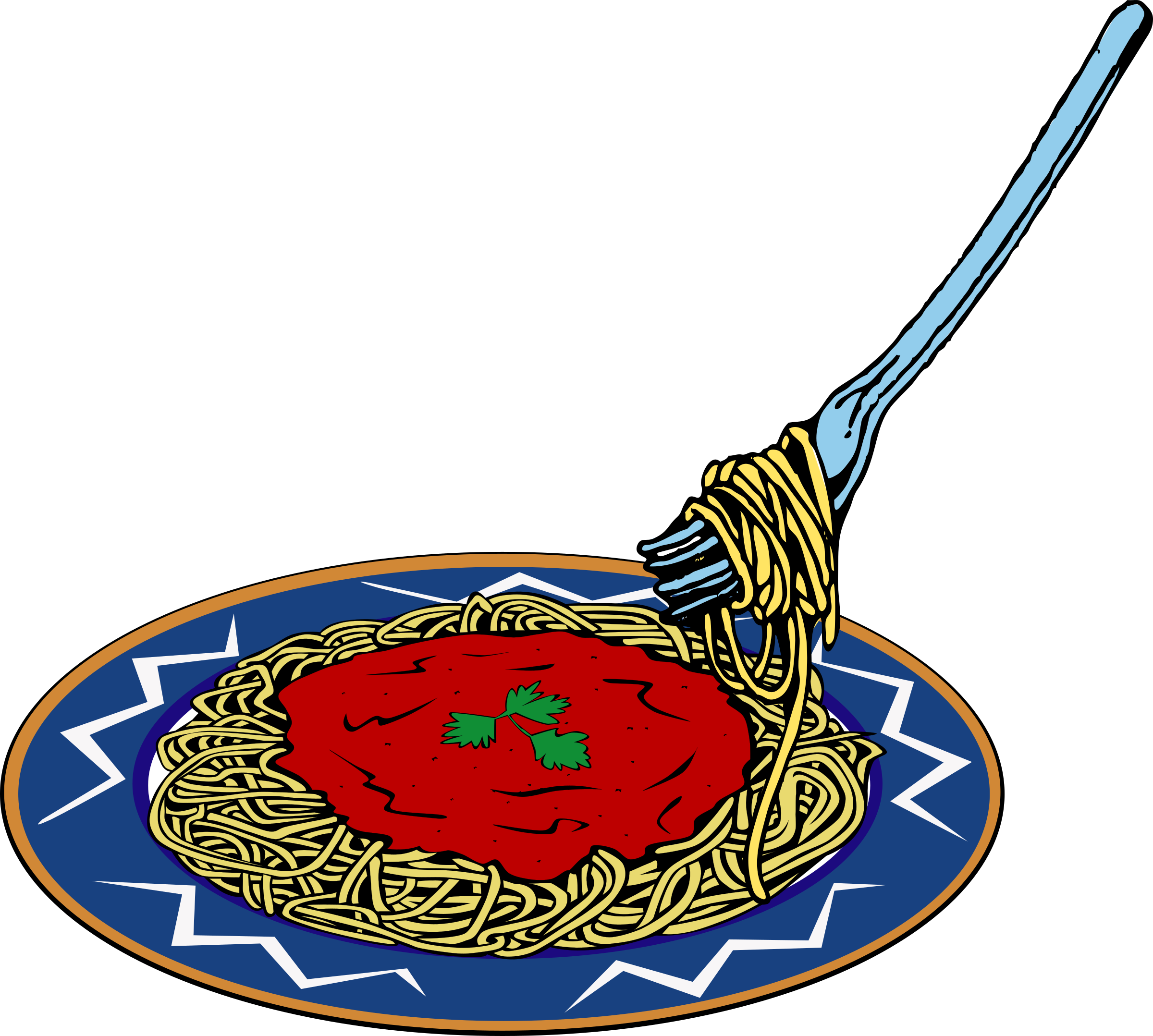 Luncheon clipart spaghetti. Big image png
