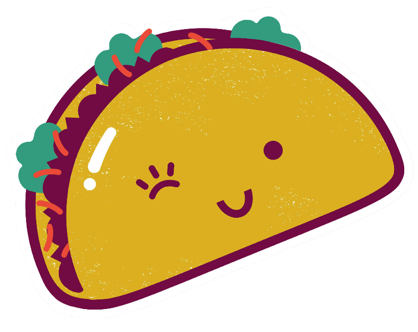 Foods clipart taco. National day possibly our