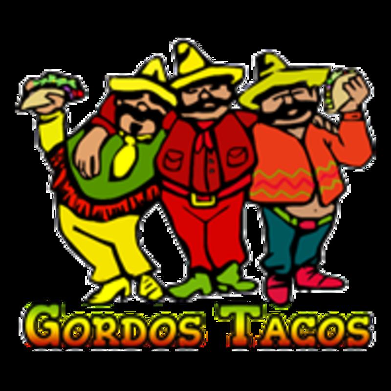 Tacos clipart crunchy. Gordos delivery victory blvd