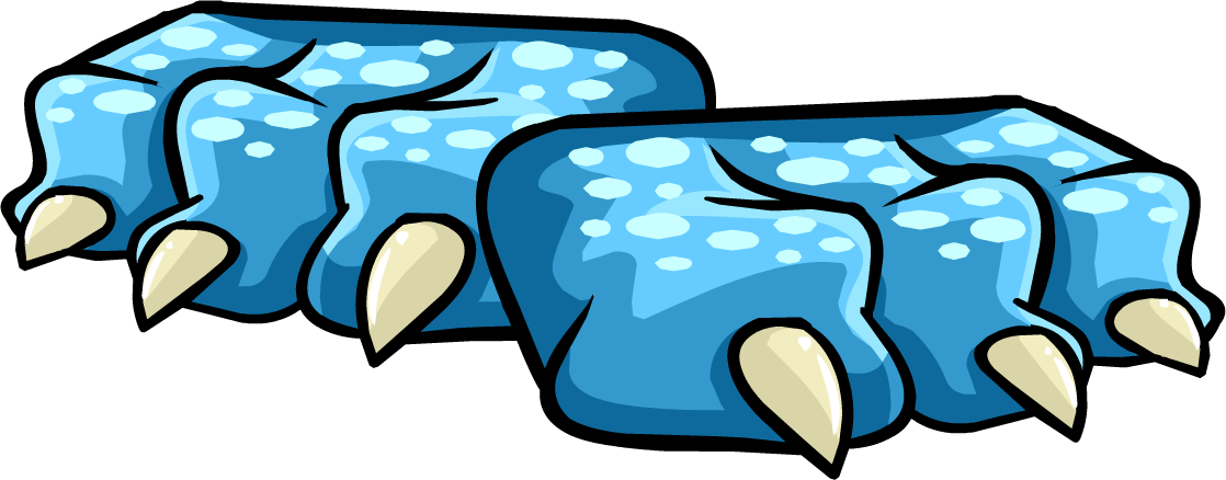 Foot clipart blue foot. Image dragon feet png