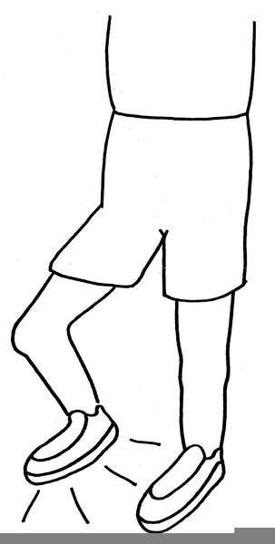 Foot clipart foot stomping. Free images at clker