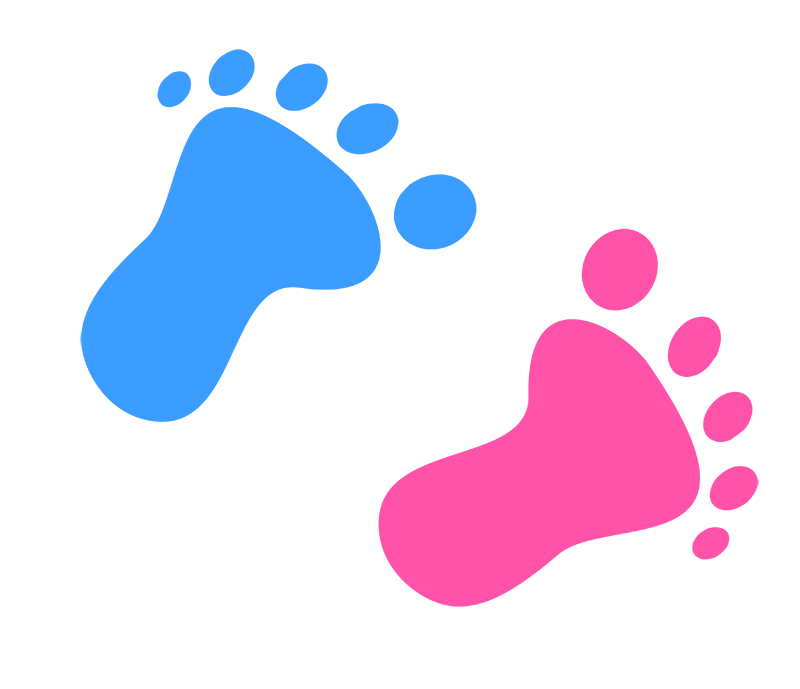 About us little footprints. Footsteps clipart small