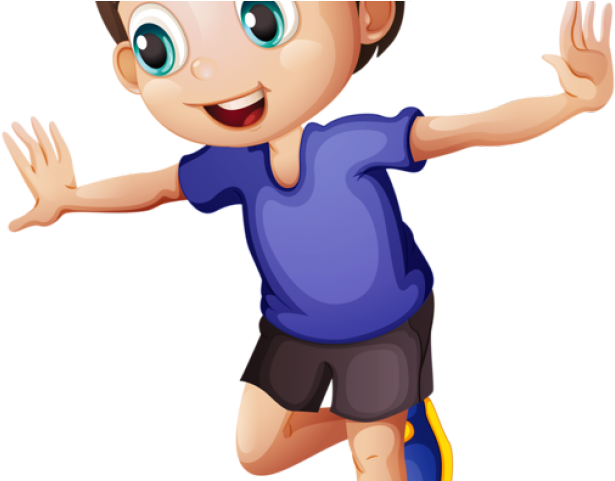 Child exercise standing on. Foot clipart one foot