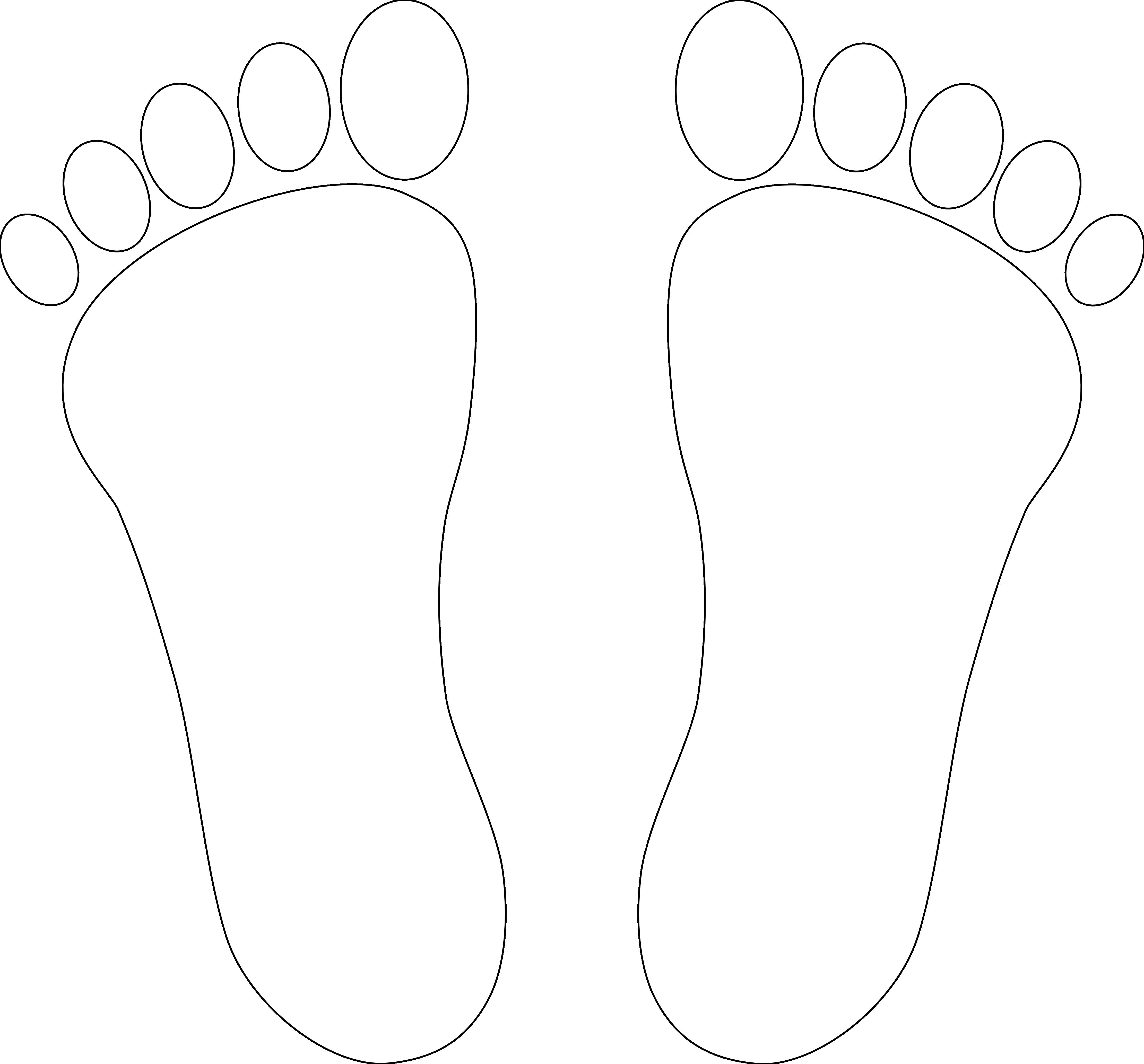 Foot free download best. Footprints clipart footprint trail