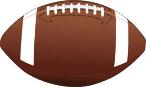 American clip art at. Football clipart