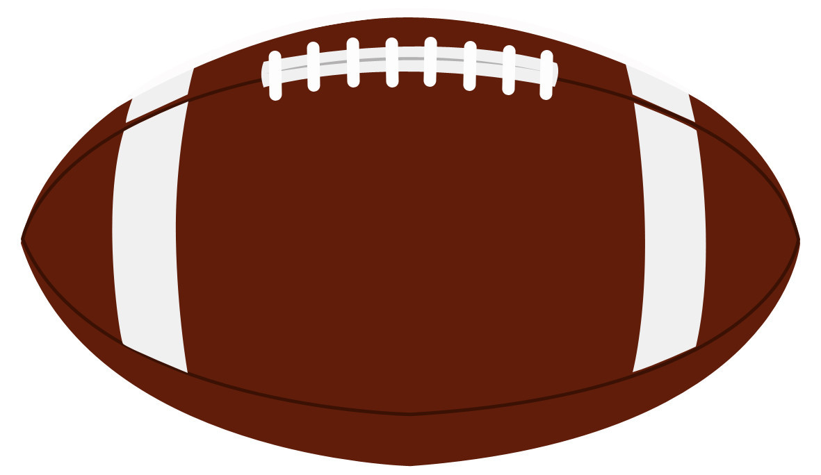 Football clipart. Free at getdrawings com