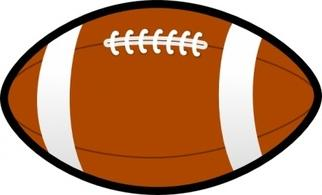 Football clipart. Flag at getdrawings com