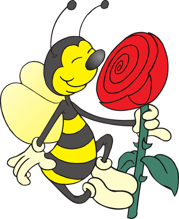Football clipart animated. Collection of bee cliparts