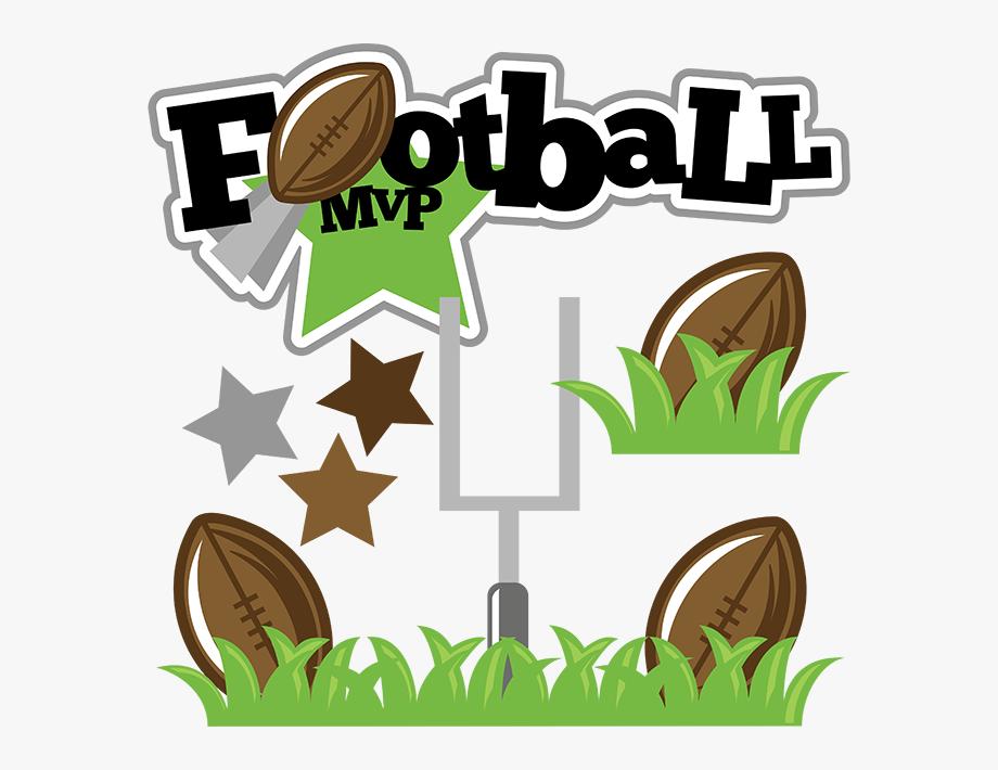 Mvp svg file sports. Football clipart cute