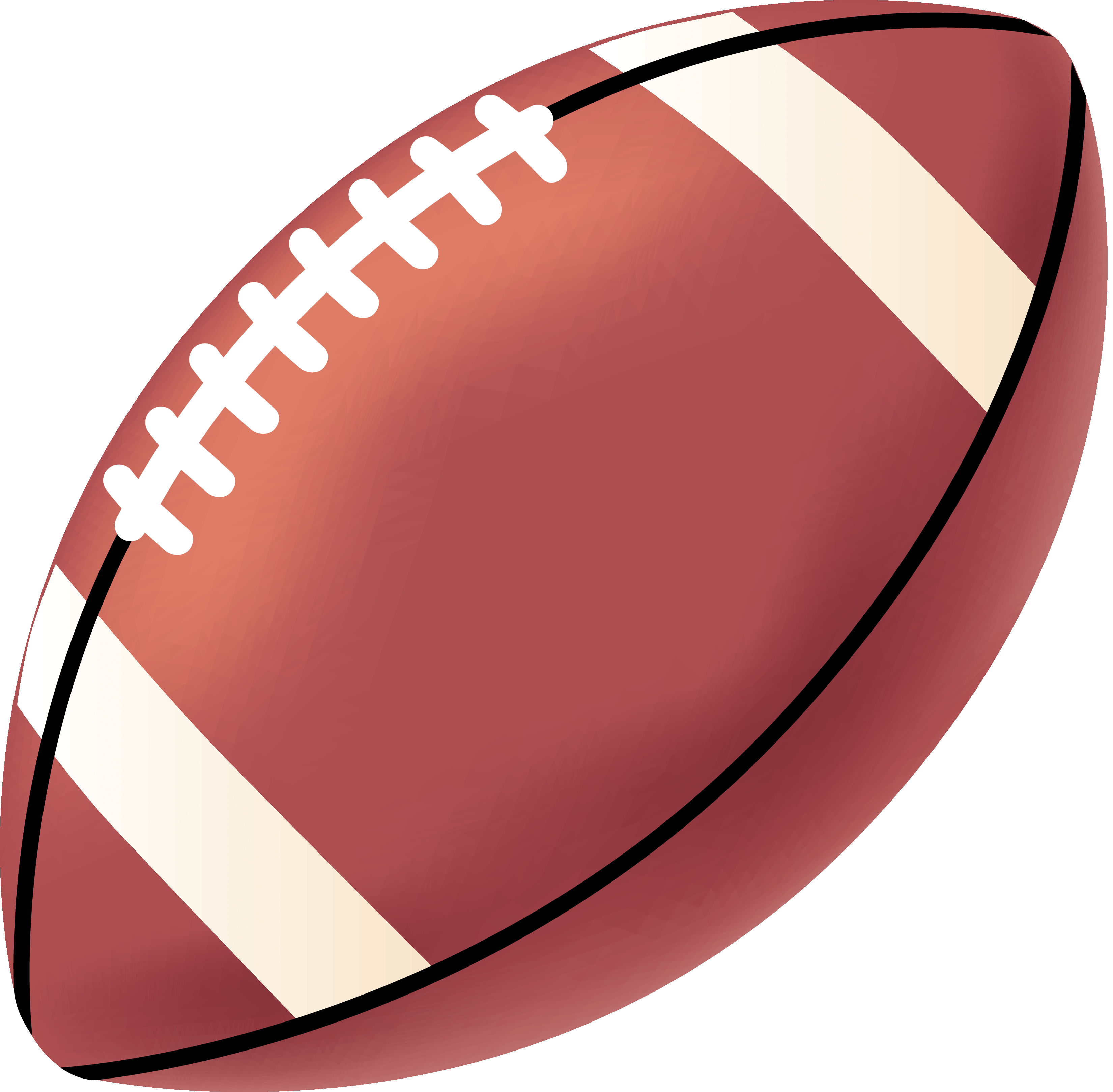 Small cliparts image of. Football clipart homecoming
