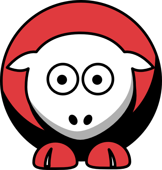 Website clipart team. Sheep new jersey devils