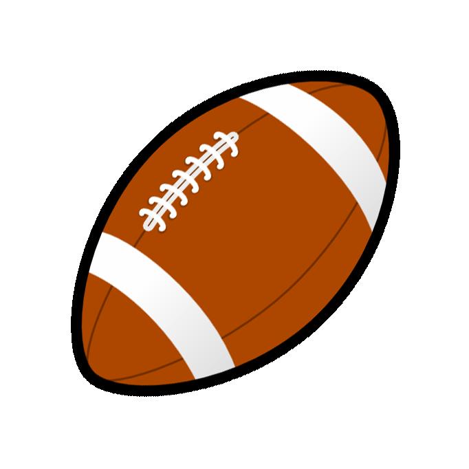 Sports pinterest. Football clipart pizza