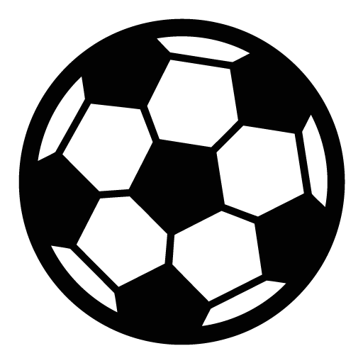 Football vector png. Icon pixicon