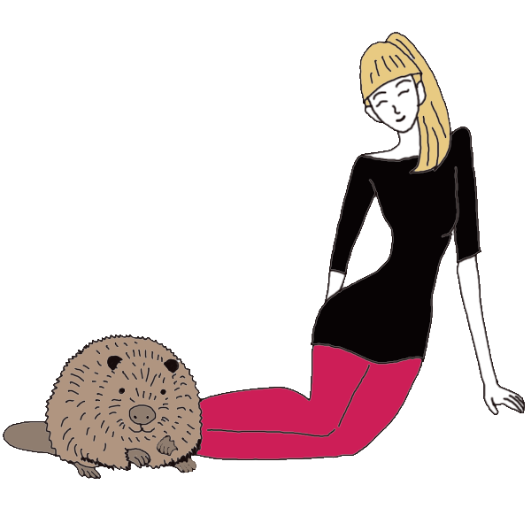 Footprints clipart beaver. Dream dictionary interpret now