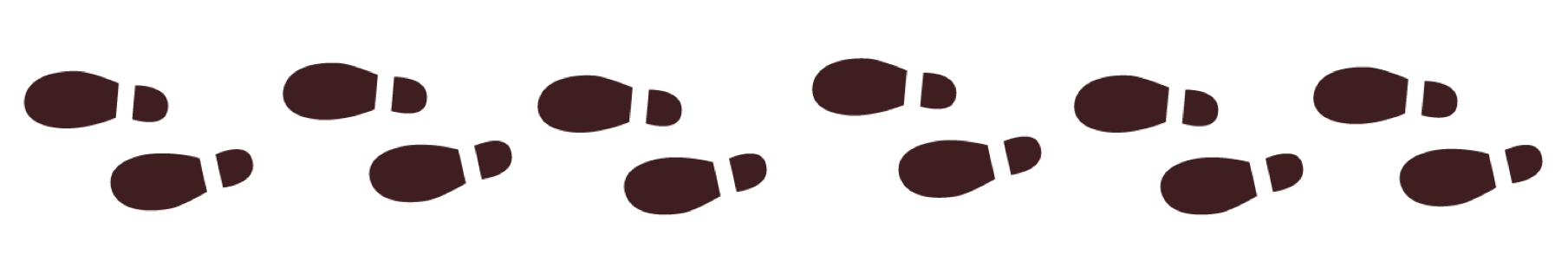 Footprint clipart brown. Tracking student participation in