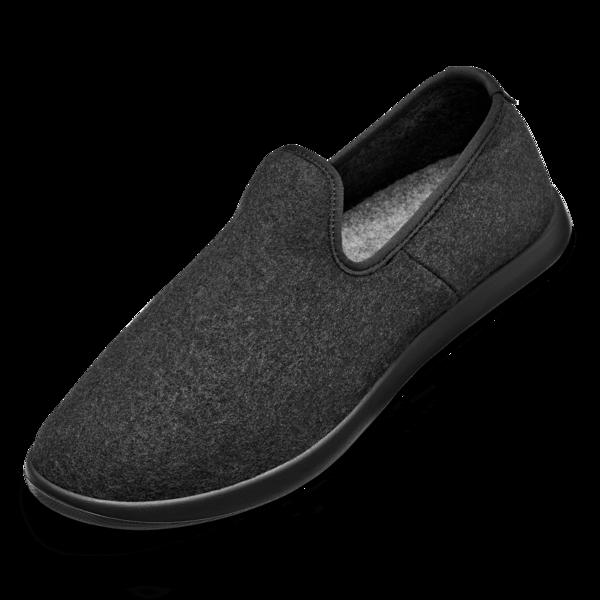 Footprint clipart dress shoe. Men s wool loungers