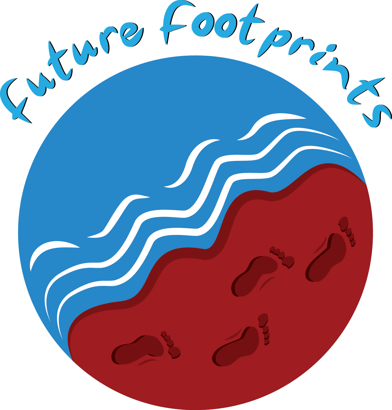 Future footprints program aiswa. Footsteps clipart pathway