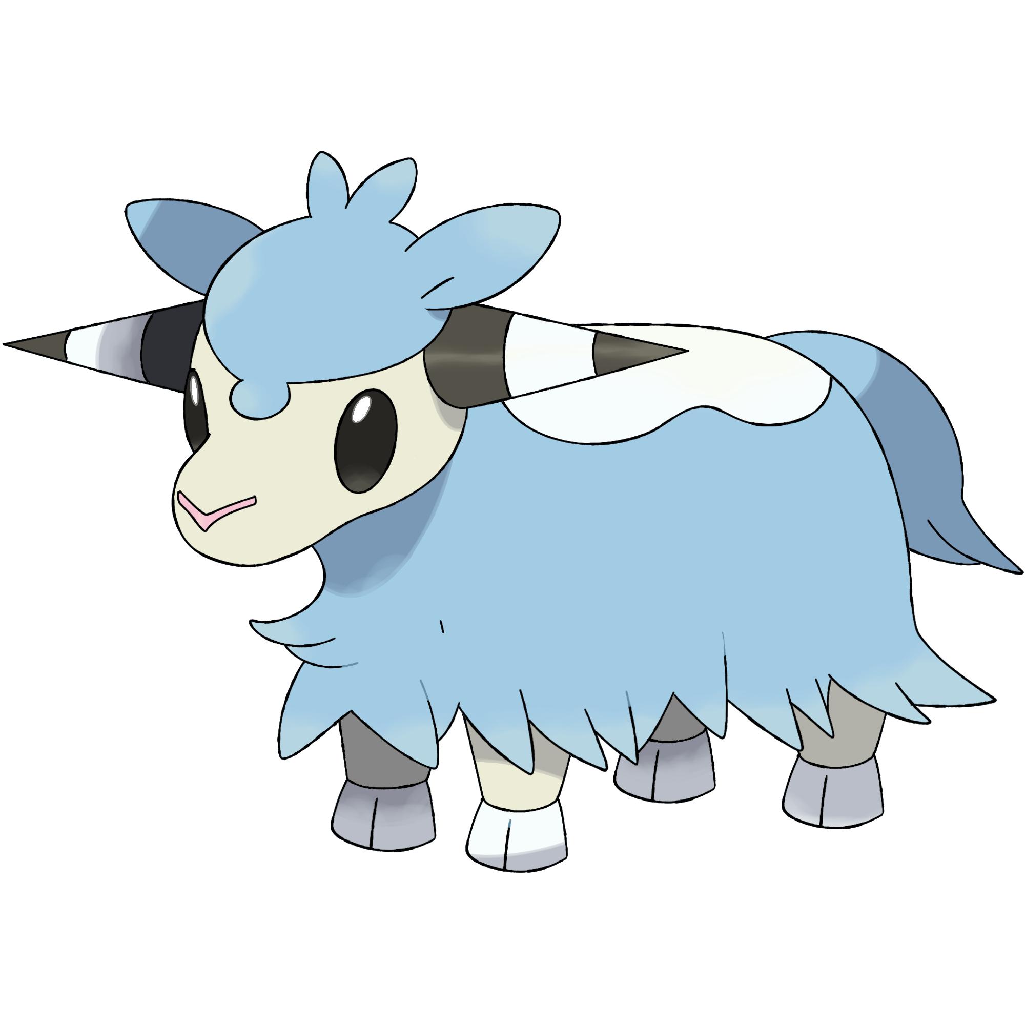 Yakalf darkandwindie fakemon wiki. Footprint clipart goat