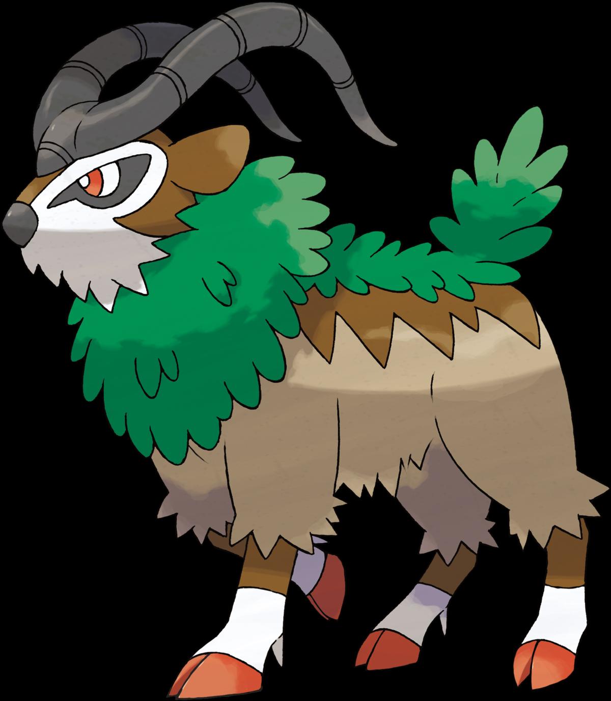 Gogoat azurilland wiki . Footprint clipart goat