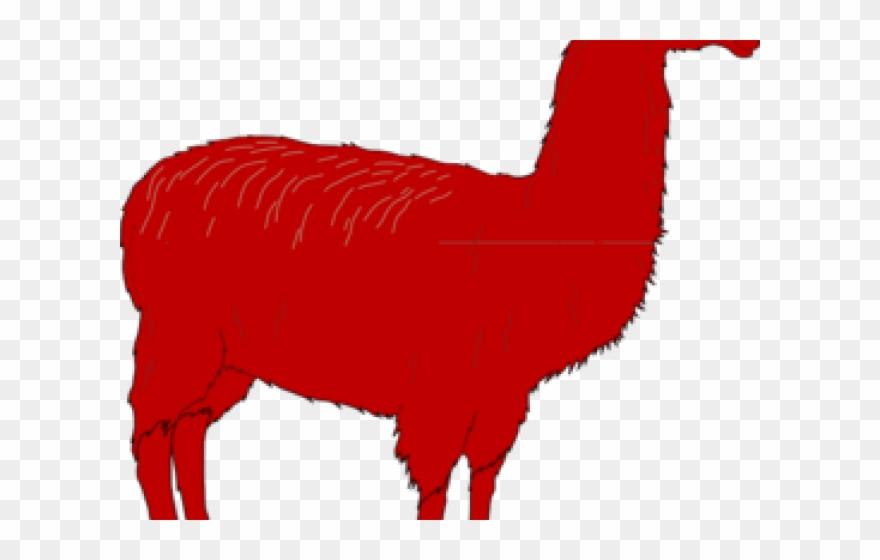 Footprint clipart llama. Black png download