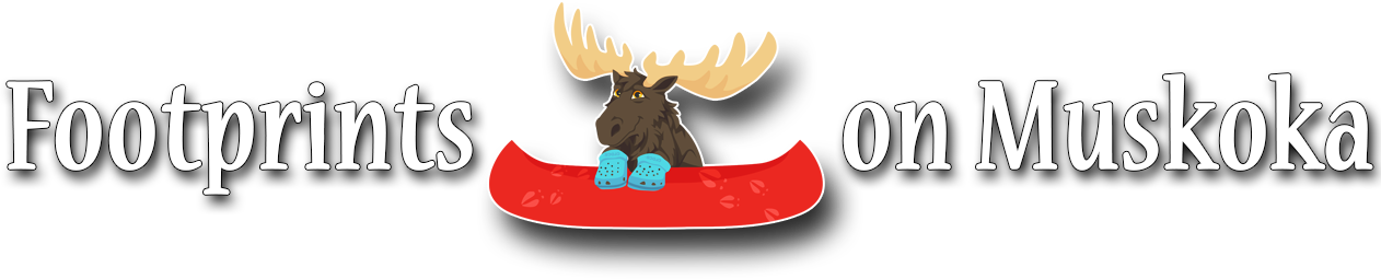 Moose clipart footprint. Womens footprints on muskoka