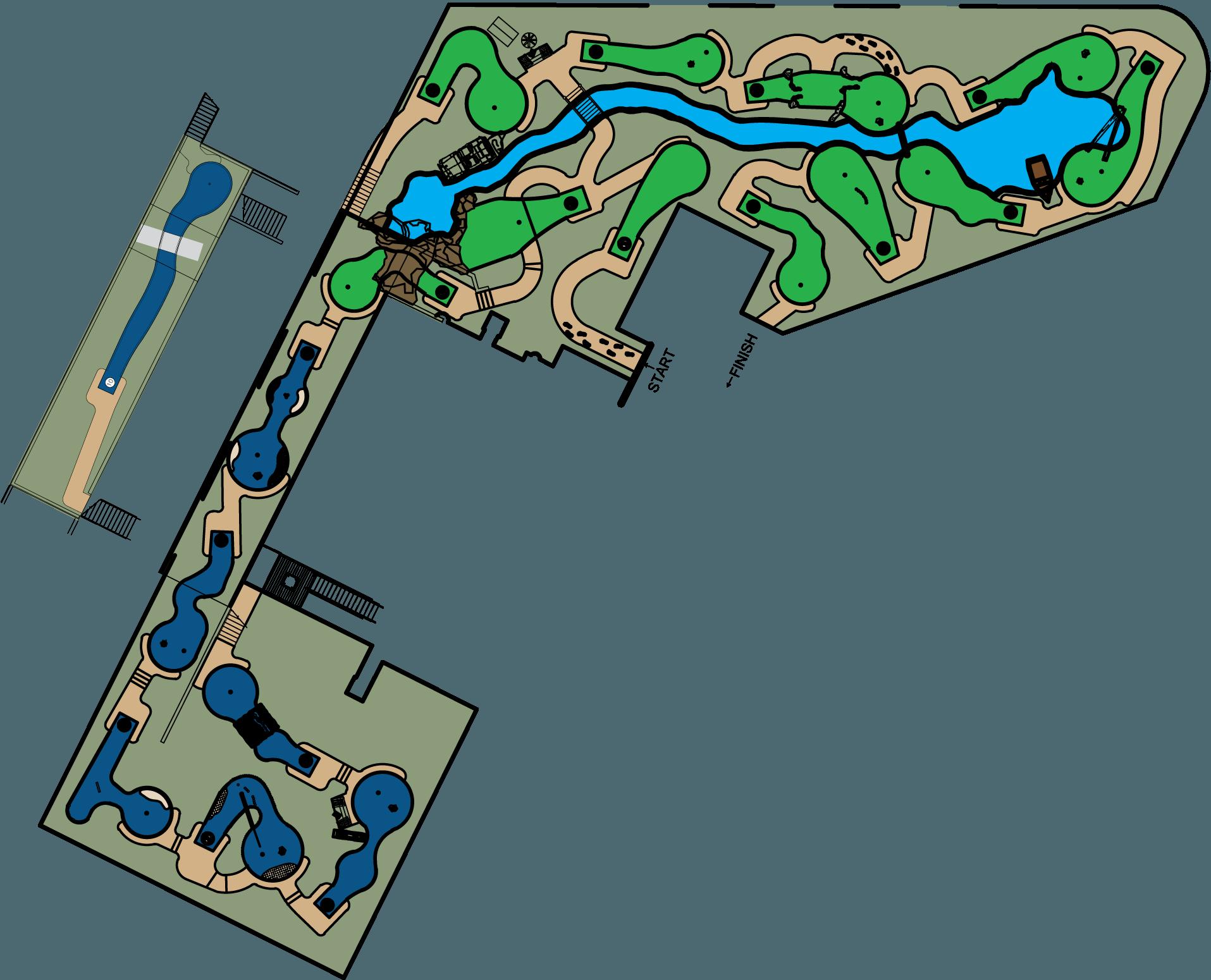 Bigfoot adventure golf branson. Footprint clipart sasquatch