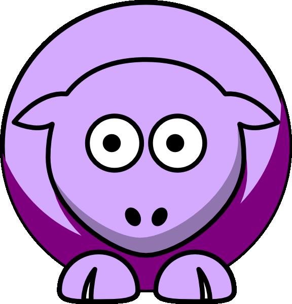 Footprint clipart sheep. Looking right clip art