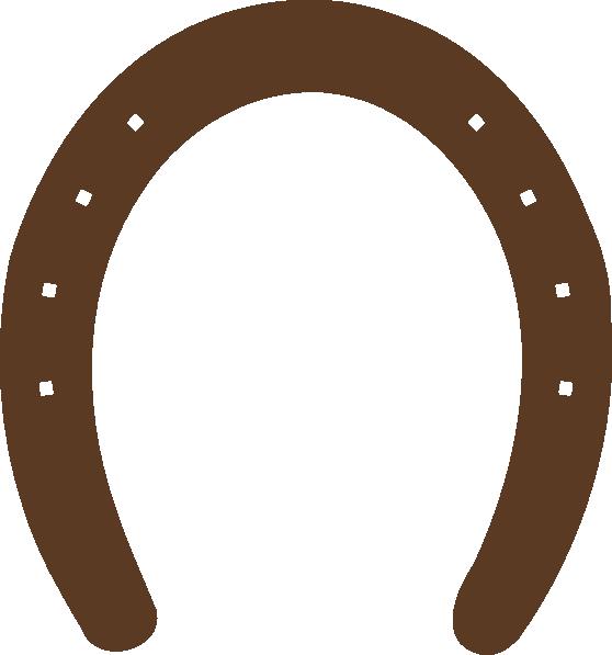 Horseshoe clipart printable. Horse shoe silhouette clip