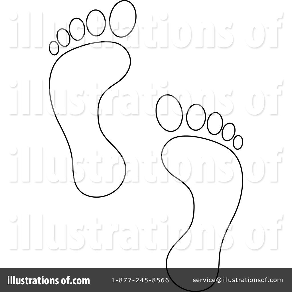 Footprint Template For Floor - NextInvitation Templates | Templates  printable free, Free clip art, Footprint crafts