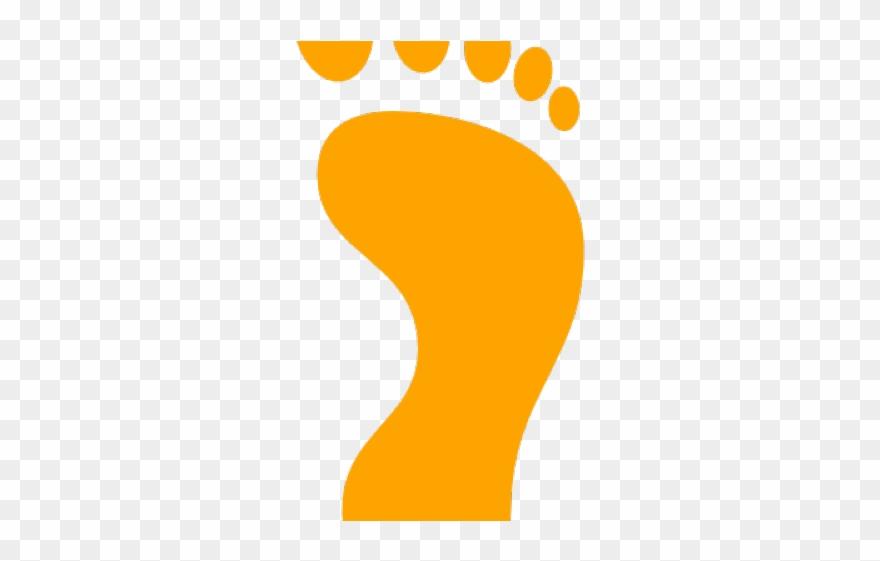 Footprints illustration png download. Footprint clipart travel
