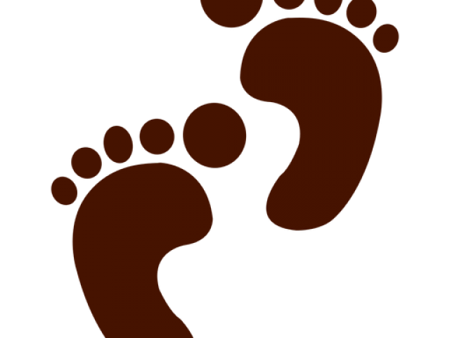 Free on dumielauxepices net. Footprint clipart walking