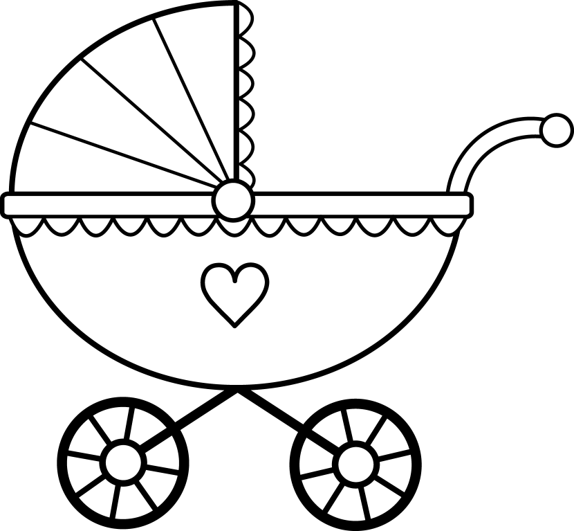 Footprints clipart baby shower.  collection of black